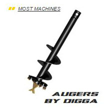 Augers by Digga