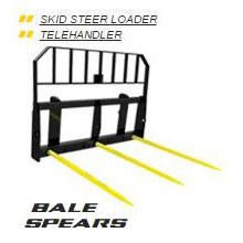 Bale Spears