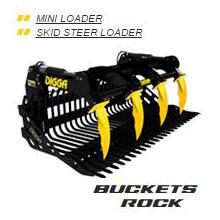 Buckets Rock