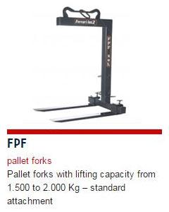 Pallet Forks