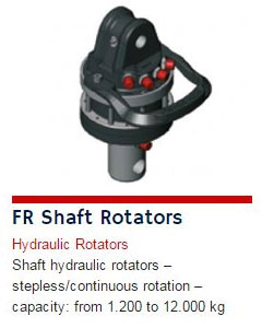FR Shaft Rotators
