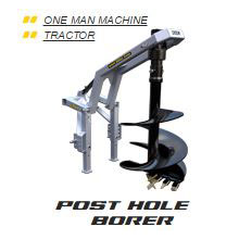 Post Hole Borer