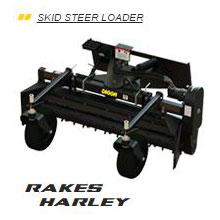 Rakes Harley