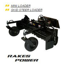 Rakes Power