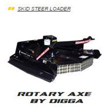 Rotary Axe by Digga