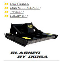 Slasher by Digga