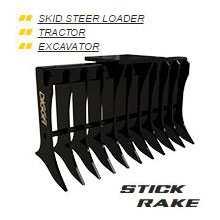 Stick Rake
