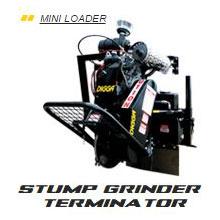 Stump Grinder Terminator